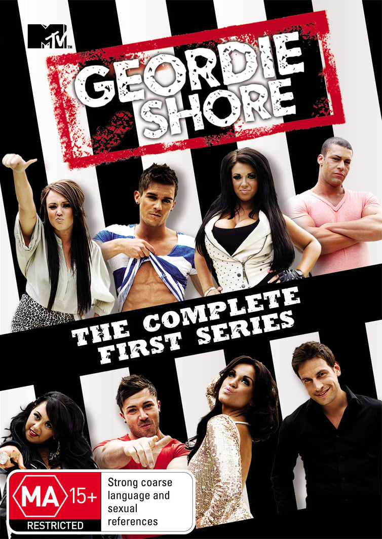 Geordie Shore: The Complete First Series [DVD]