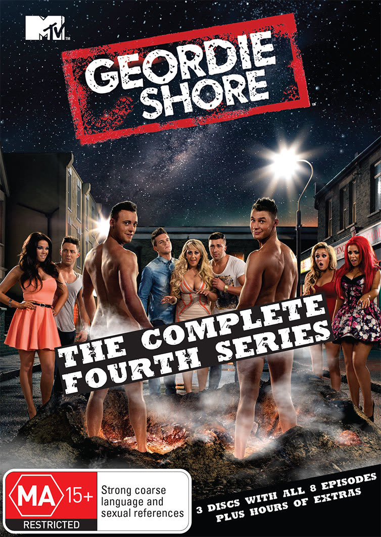 Geordie Shore: The Complete Fourth Series [DVD]