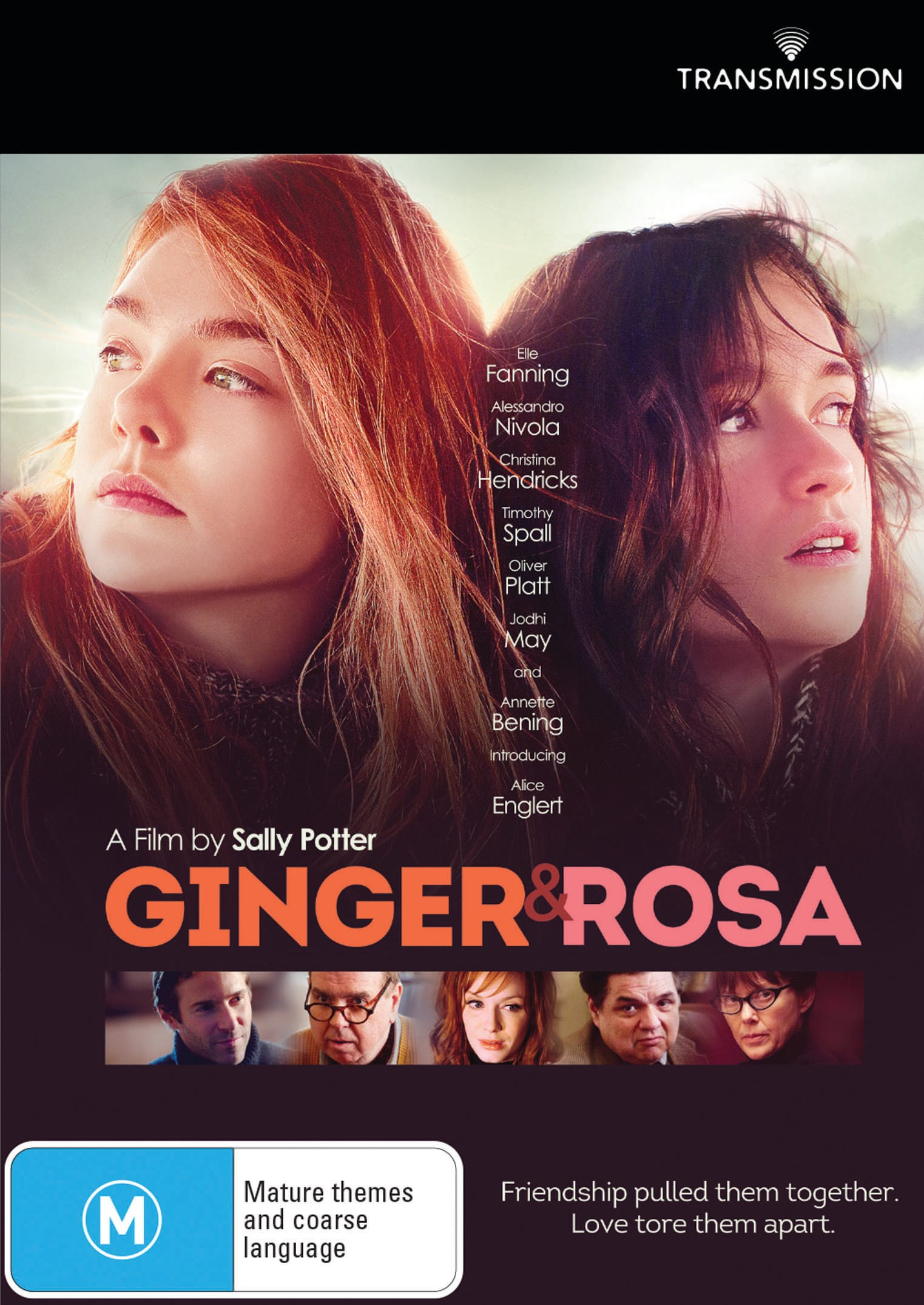 Ginger and Rosa [DVD]