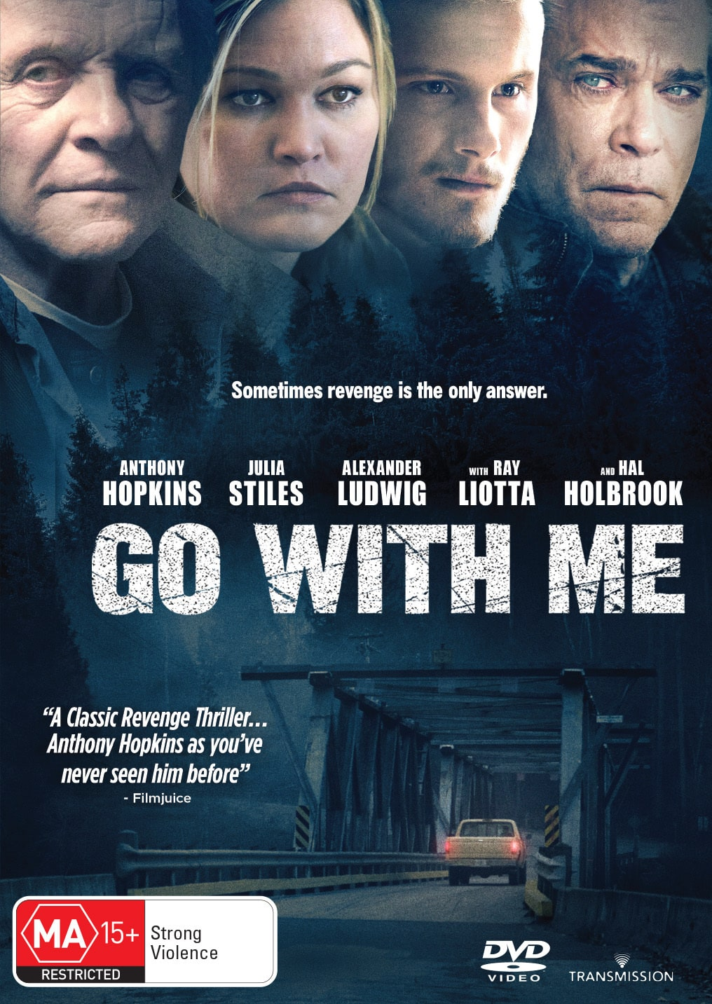 Go With Me [DVD]