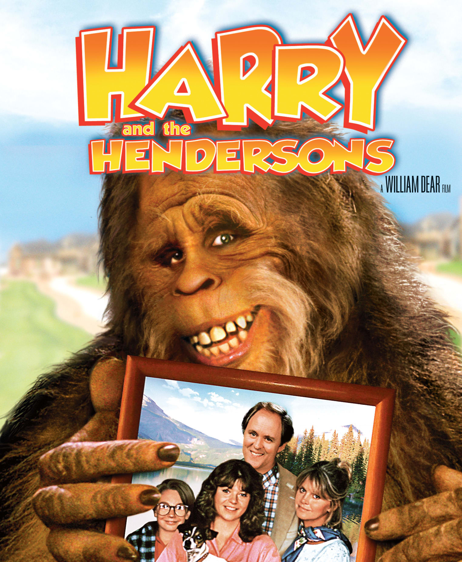 Harry and the Hendersons [DVD]