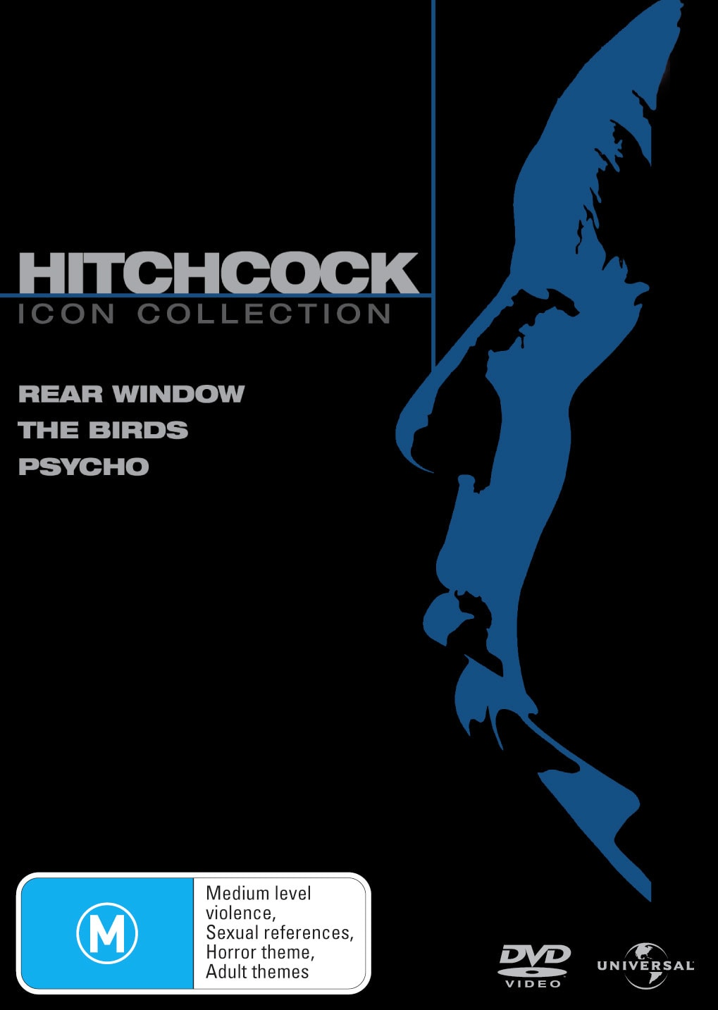 Hitchcock: Icon Collection [DVD]