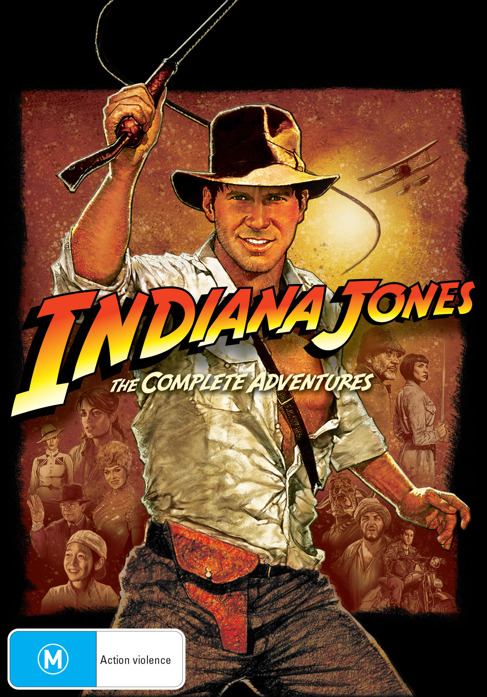 Indiana Jones: The Complete Collection [DVD]