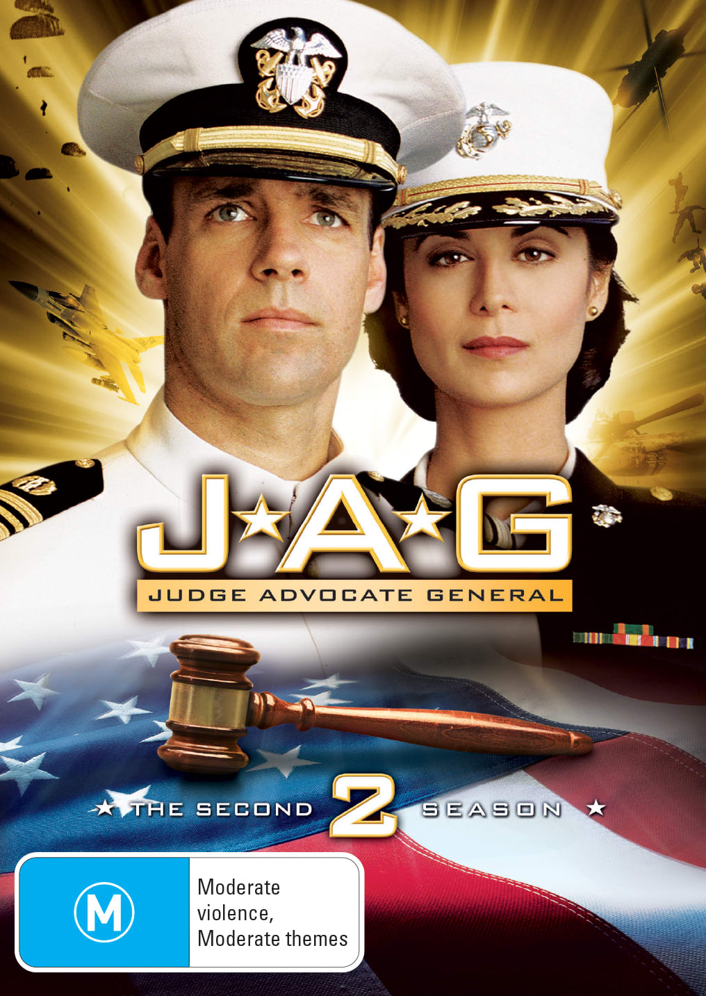 JAG: The Complete Second Season [DVD]
