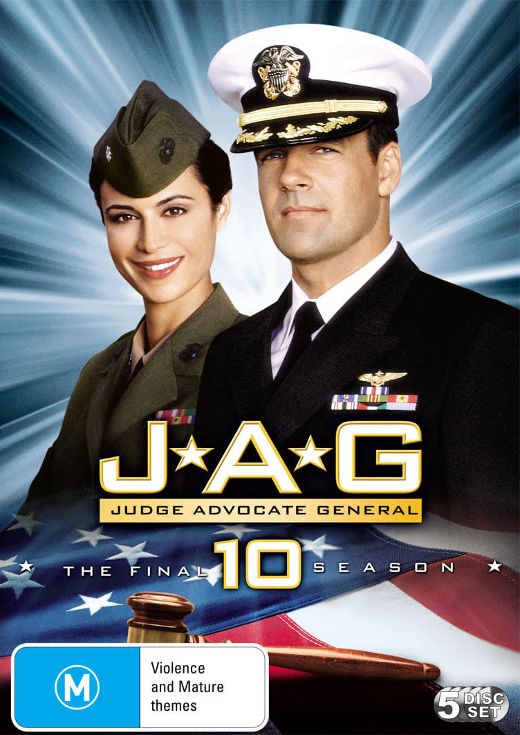 JAG: The Complete Tenth Season [DVD]