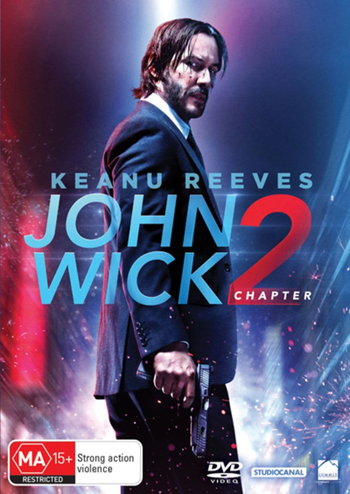 John Wick: Chapter 2 [DVD]