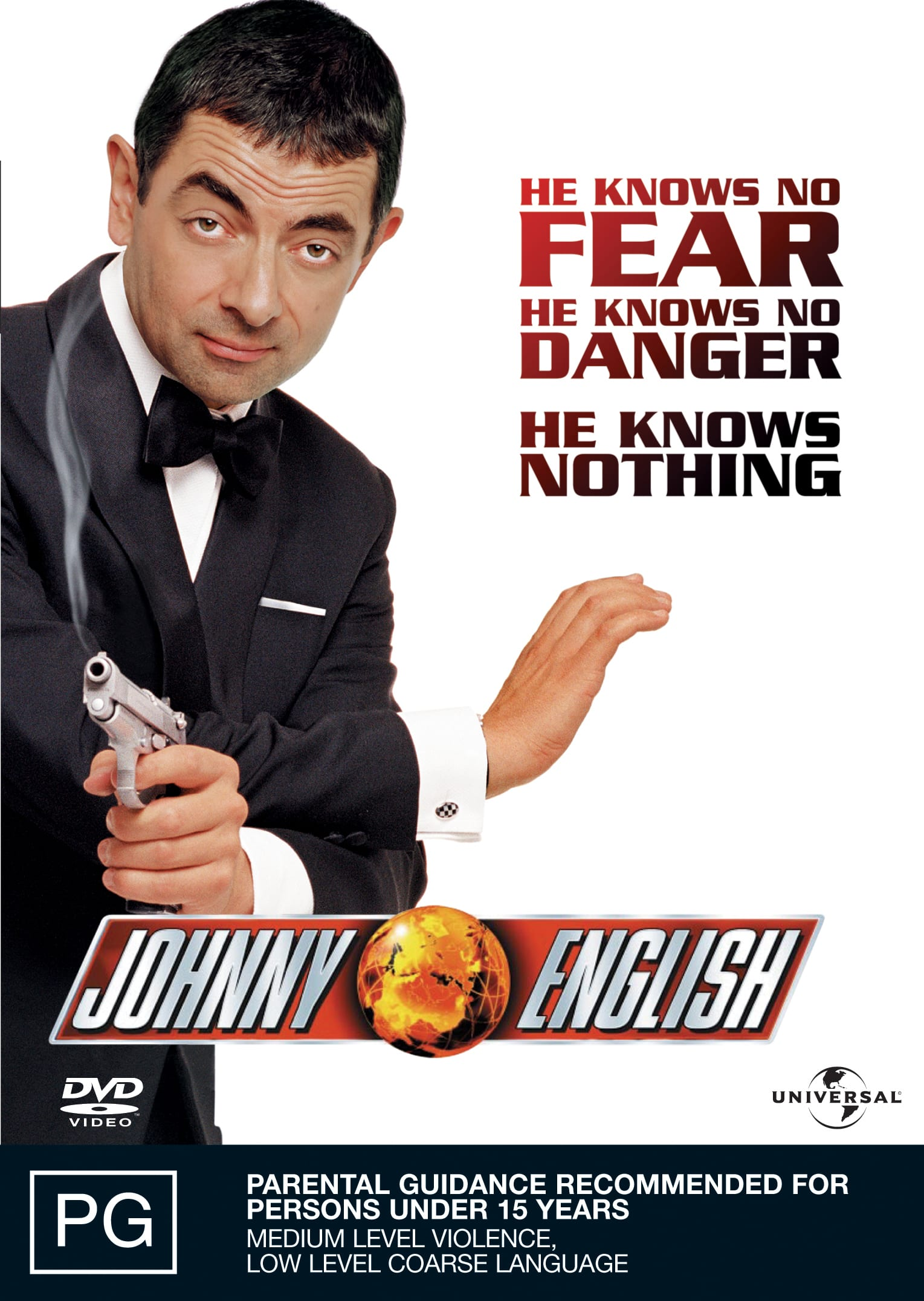 Johnny English [DVD]