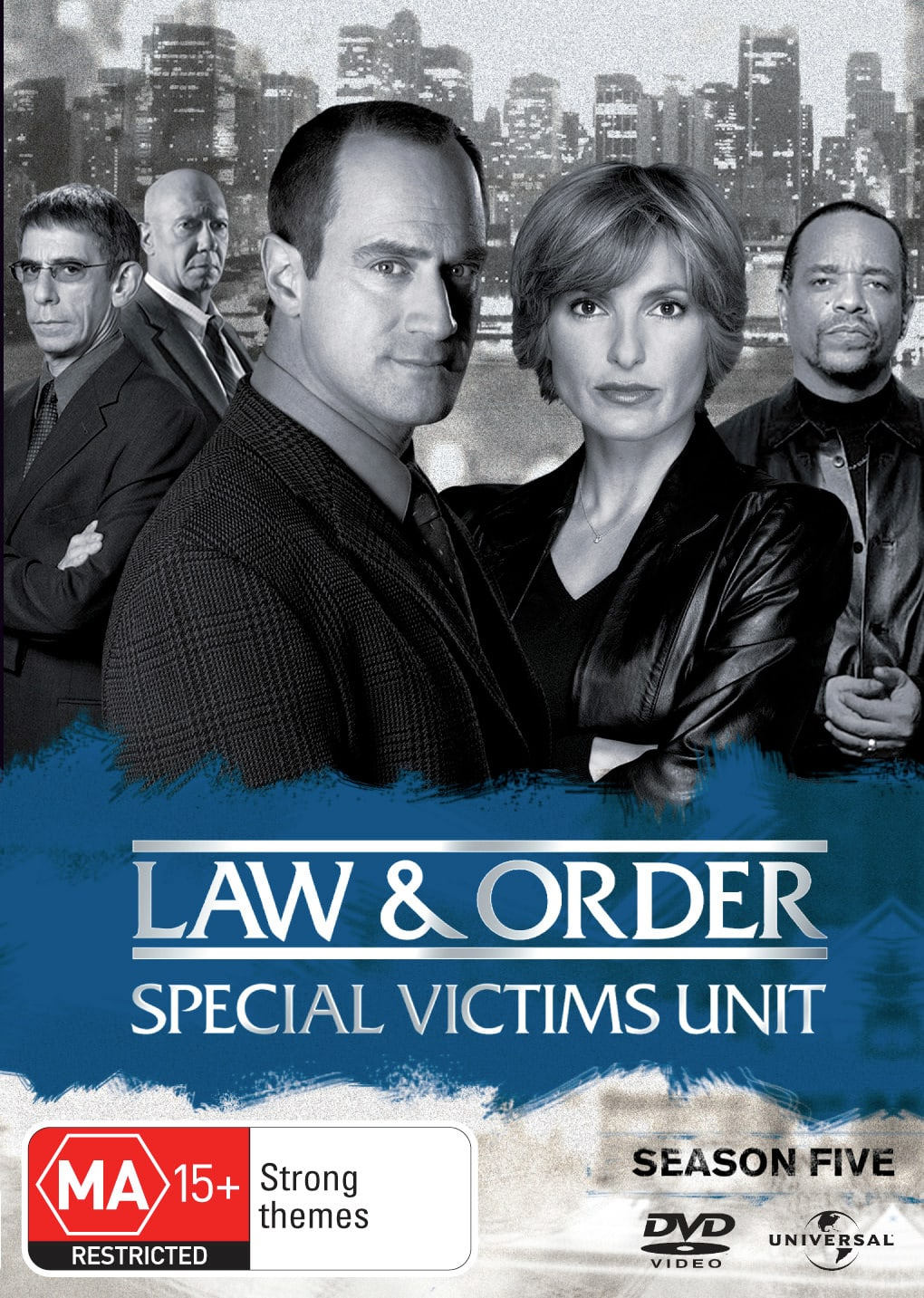Law and Order - Special Victims Unit: Season 5 [DVD]