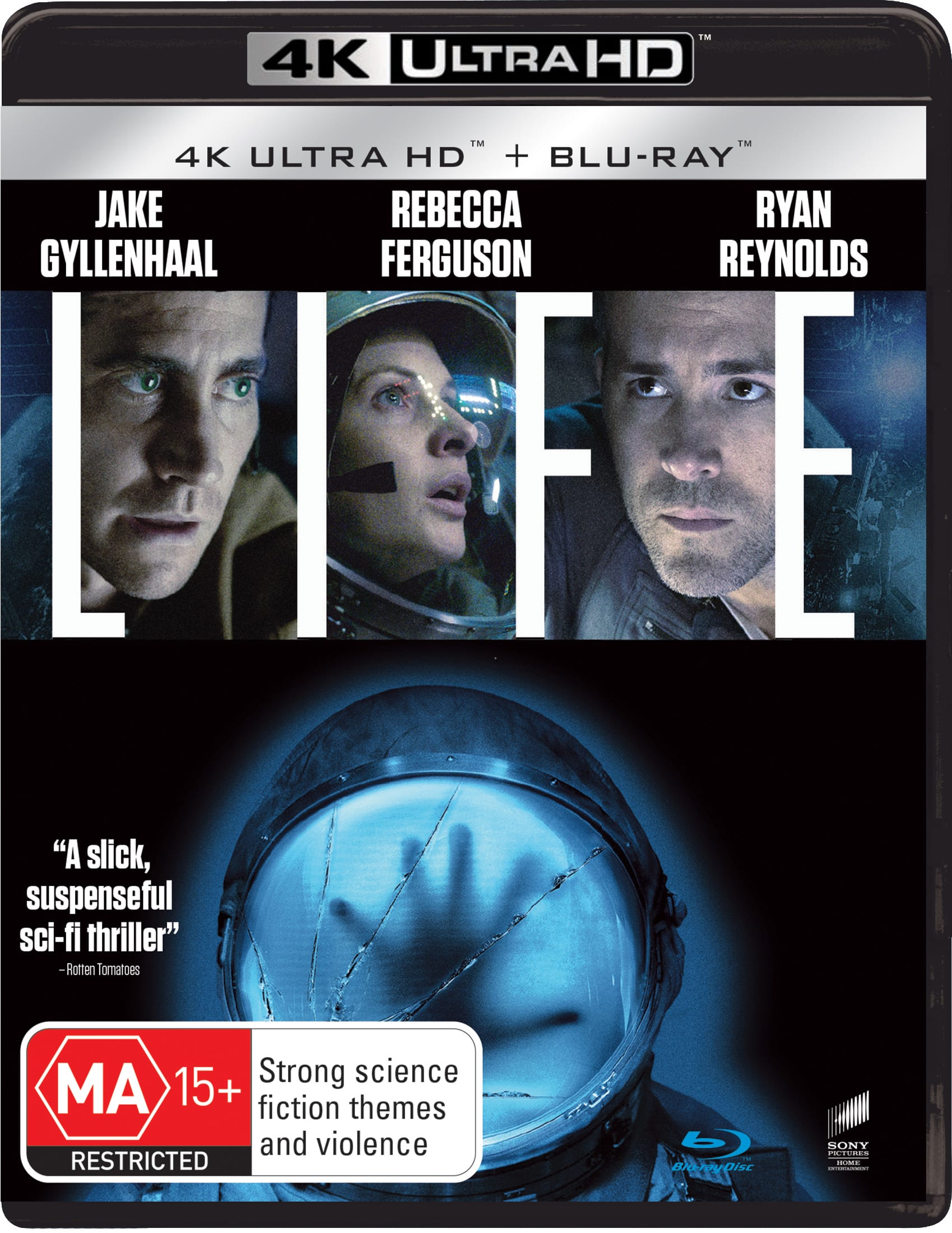 Life (4K Ultra HD + Blu-ray) [UHD]