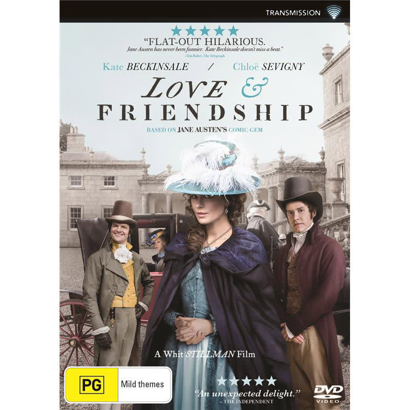 Love & Friendship [DVD]