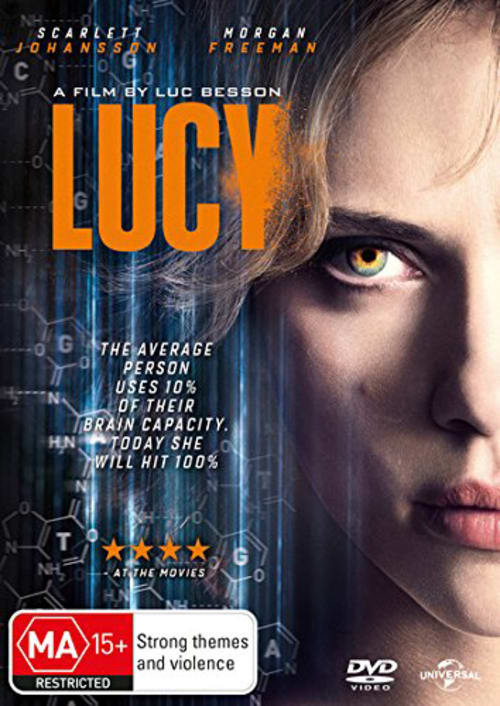 Lucy [DVD]
