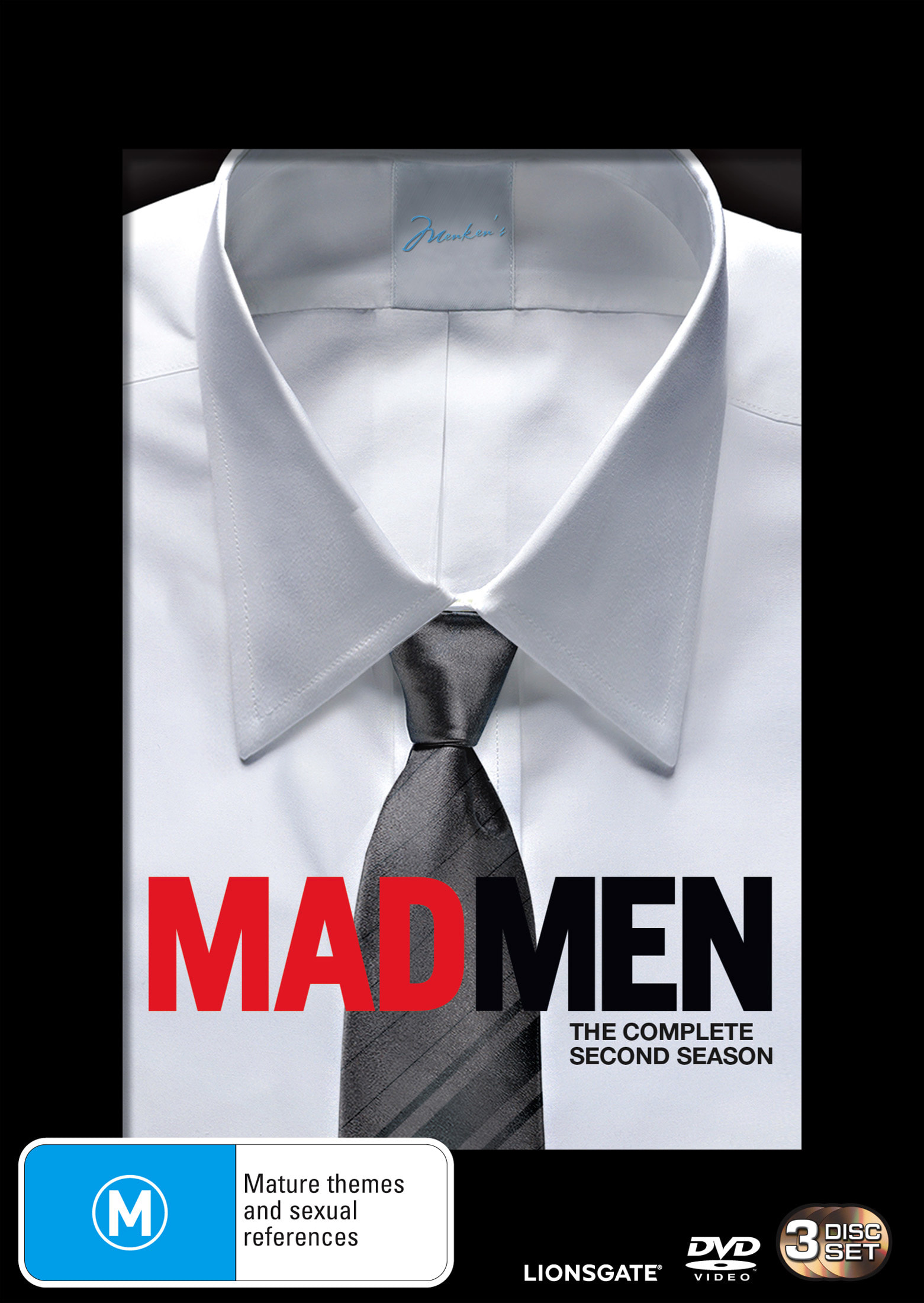 Mad Men: Season 2 [DVD]