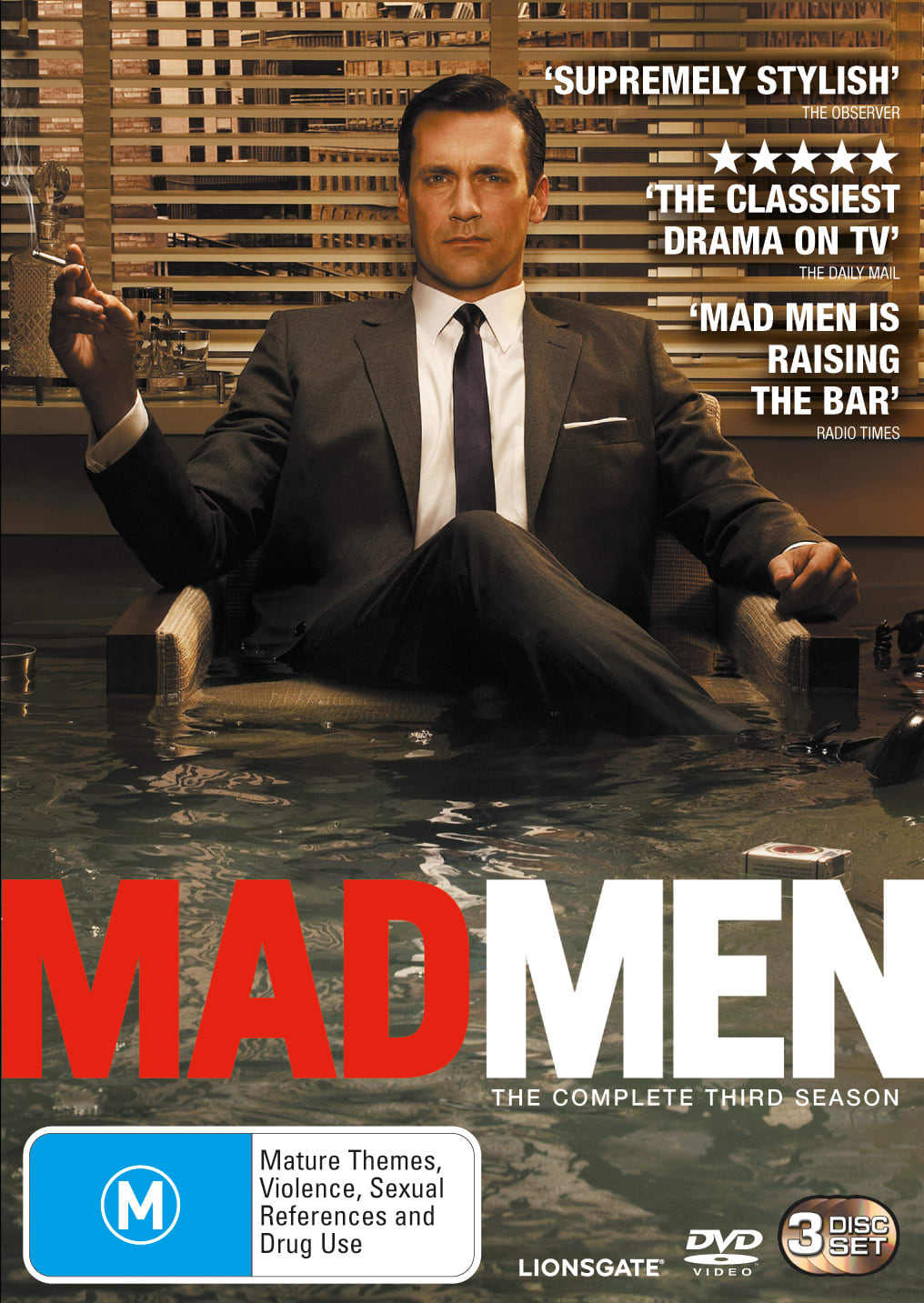 Mad Men: Season 3 [DVD]