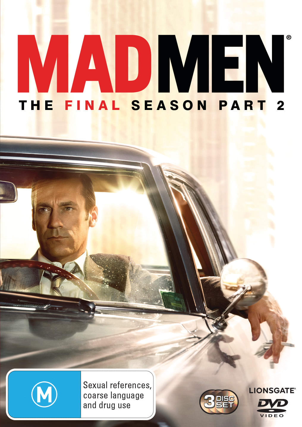 Mad Men: The Final Season - Part 2 [DVD]