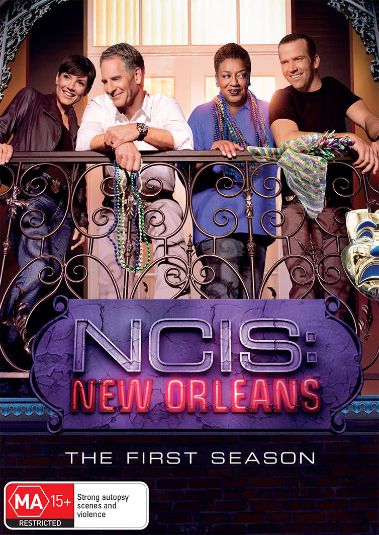 NCIS Los Angeles: The First Season [DVD]