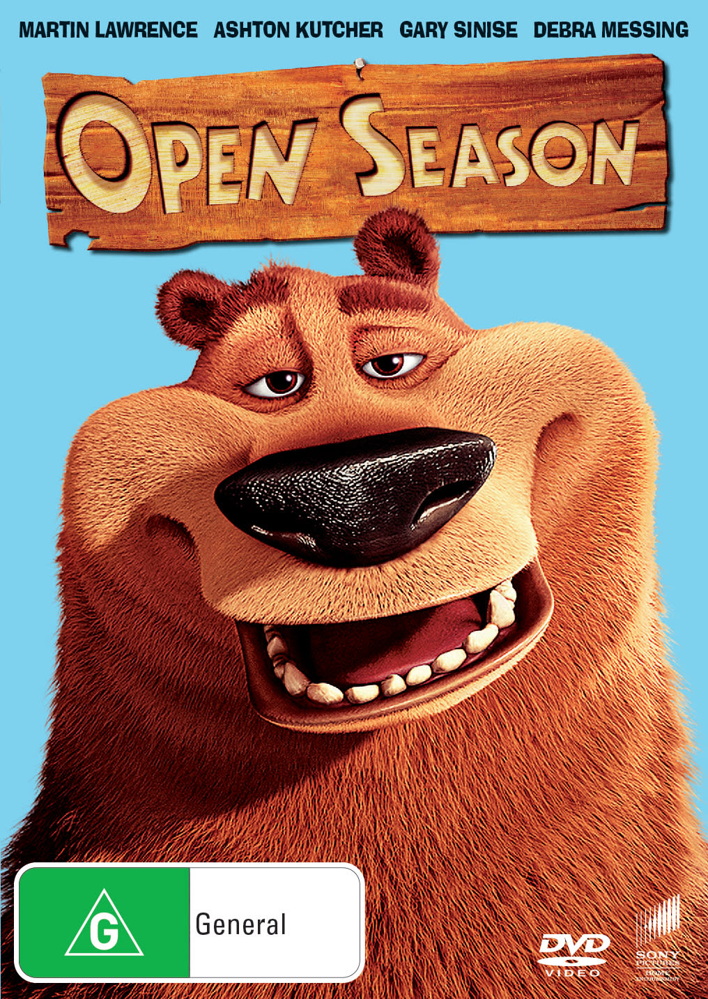 Open Season [DVD]