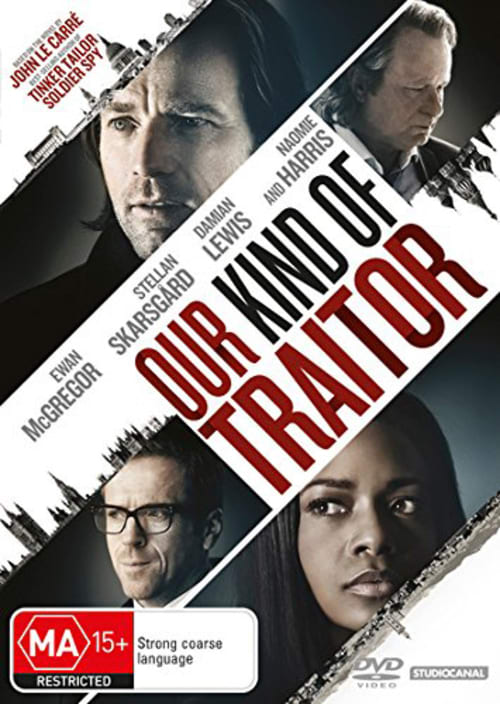 Our Kind of Traitor [DVD]