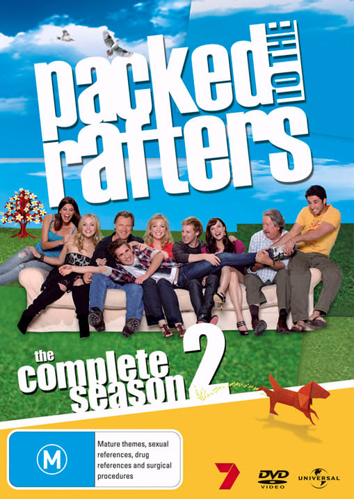 Packed to the Rafters: The Complete Season 2 [DVD]