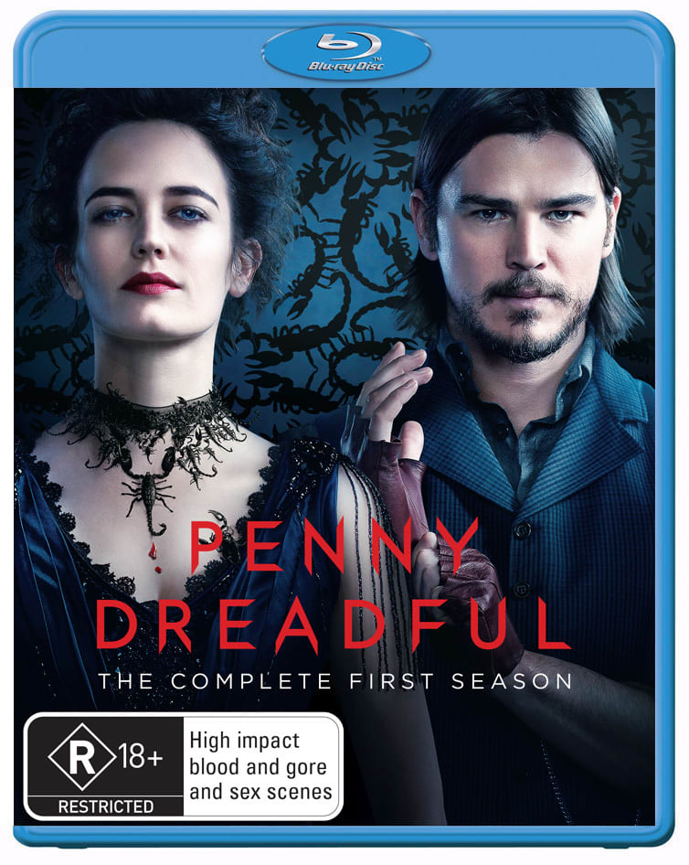 Penny Dreadful: The Complete First Season [Blu-ray]