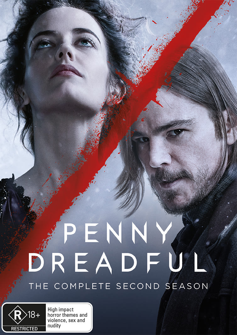 Penny Dreadful: The Complete Second Season [DVD]