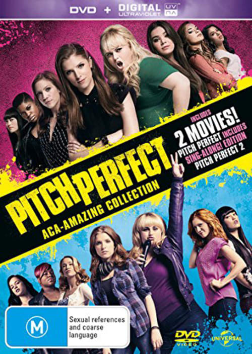 Pitch Perfect/Pitch Perfect 2 (with UltraViolet Copy) [DVD]