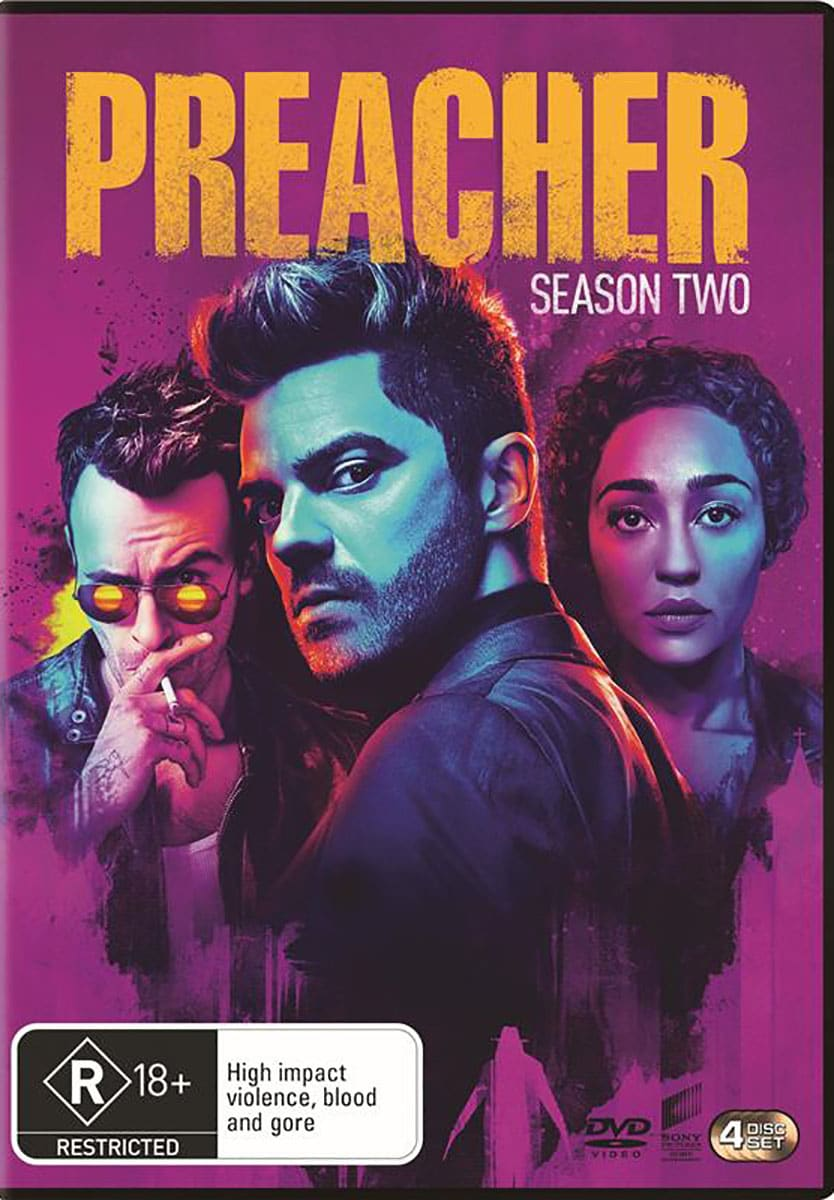 Preacher: Season Two [DVD]