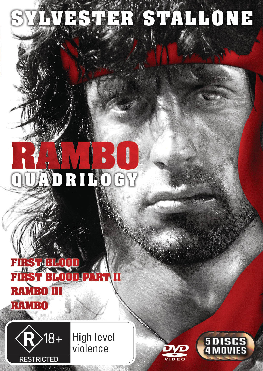 Rambo: The Complete Collection [DVD]