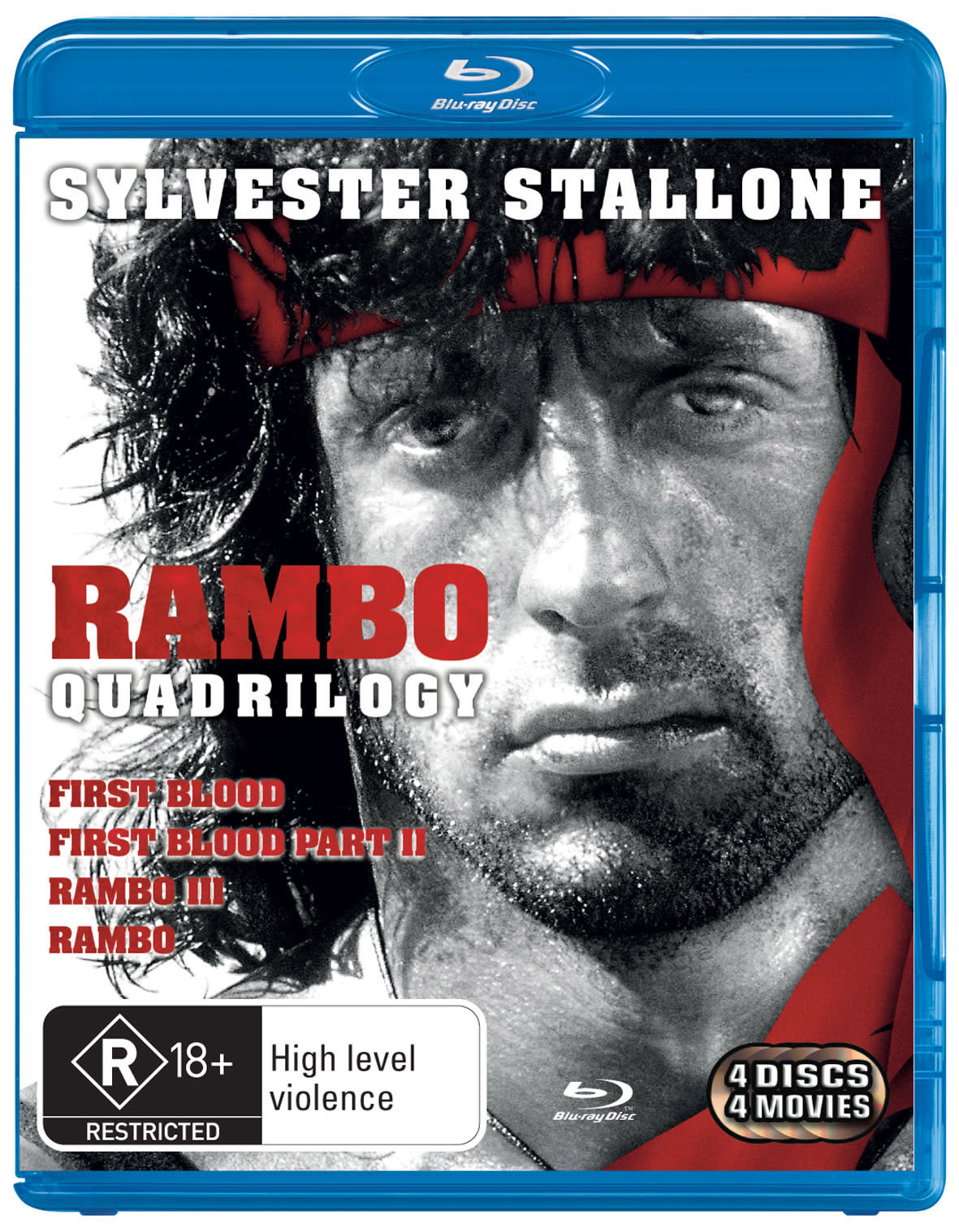 Rambo: The Complete Collection [Blu-ray]