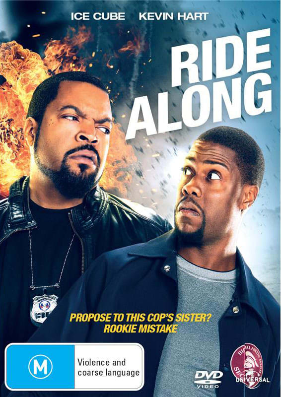 Ride Along [DVD]