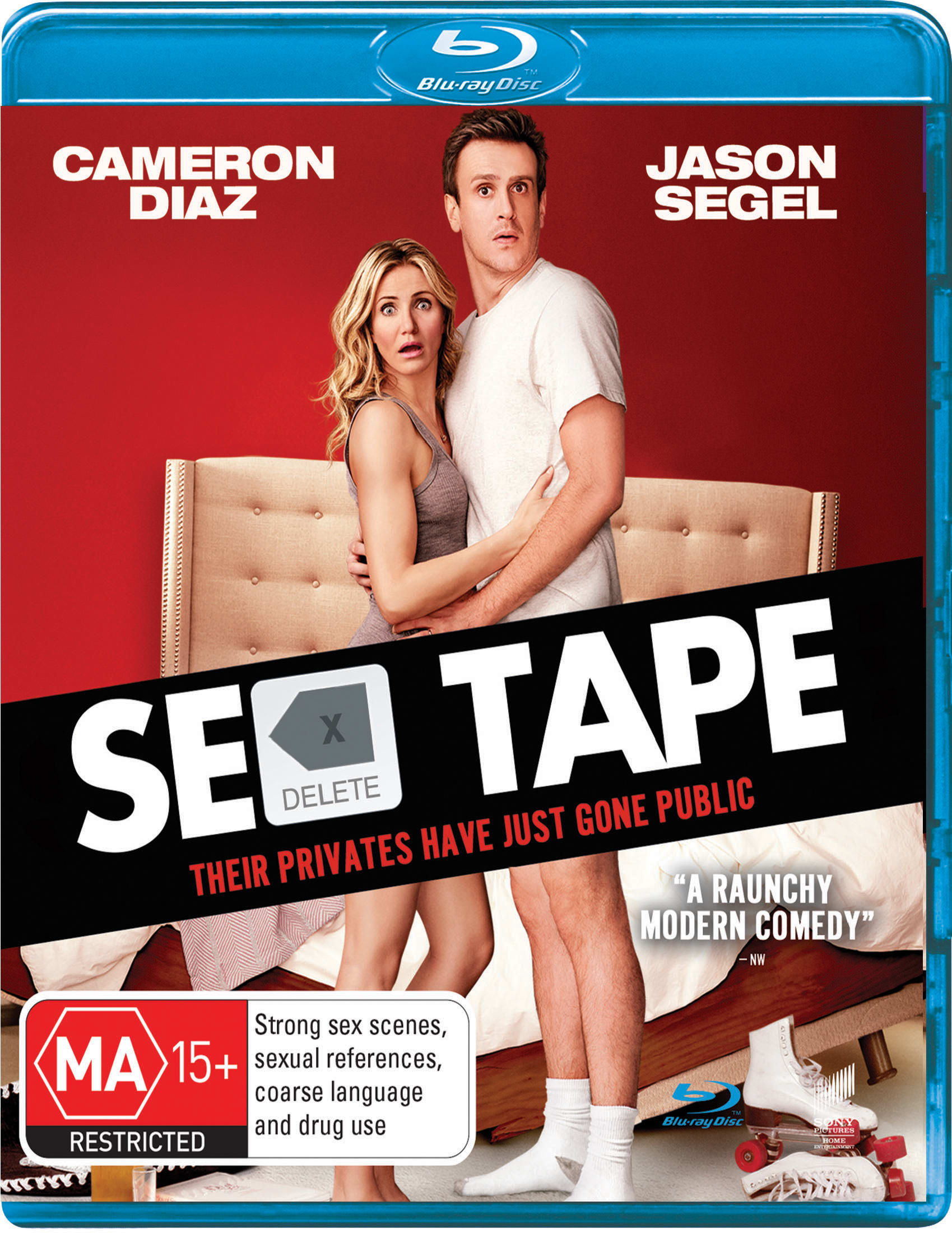 Sex Tape [Blu-ray]