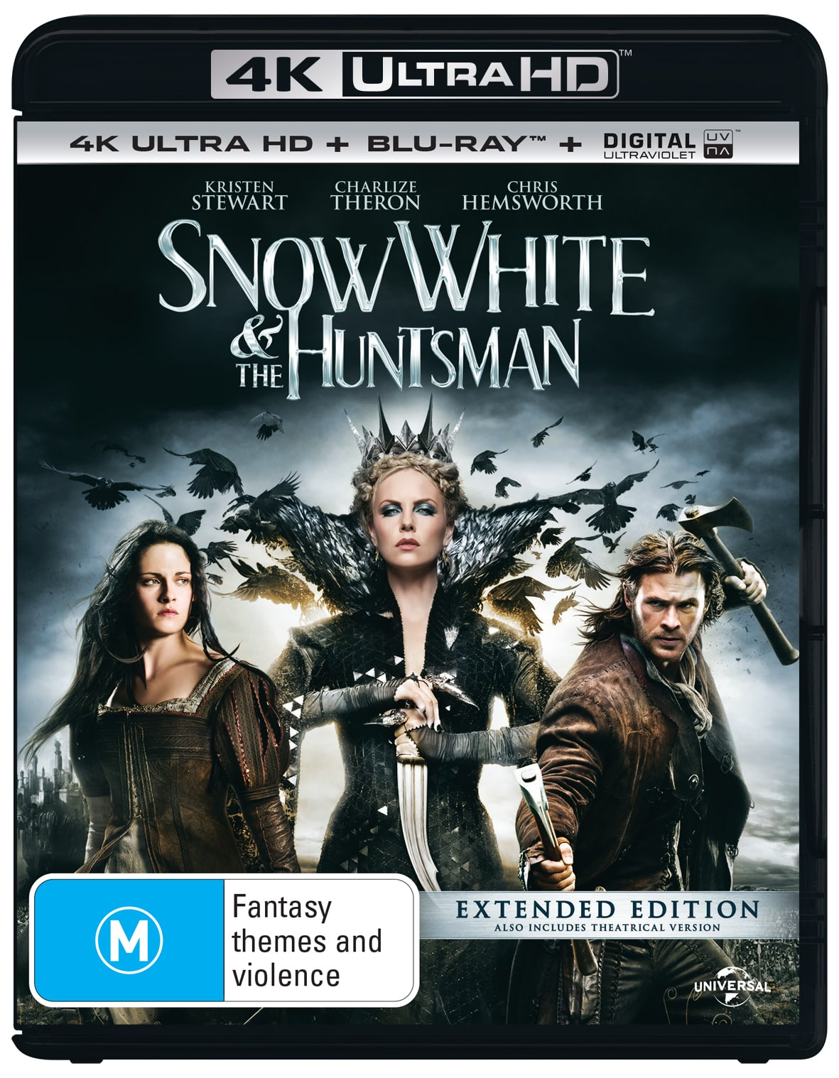 Snow White and the Huntsman (4K Ultra HD + Blu-ray) [UHD]