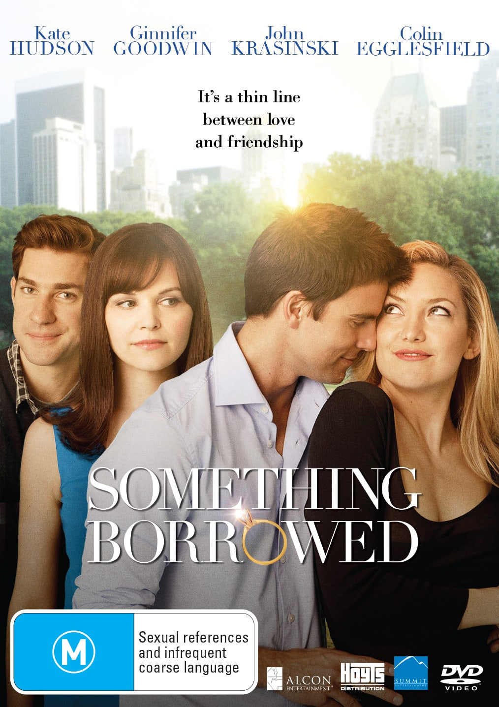Something Borrowed [DVD]