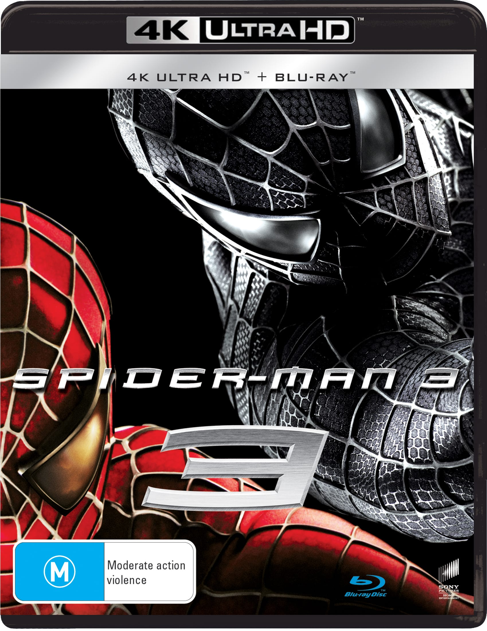 Spider-Man 3 (4K Ultra HD + Blu-ray) [UHD]