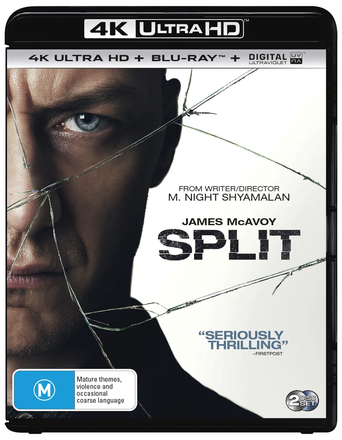 Split (4K Ultra HD + Blu-ray) [UHD]
