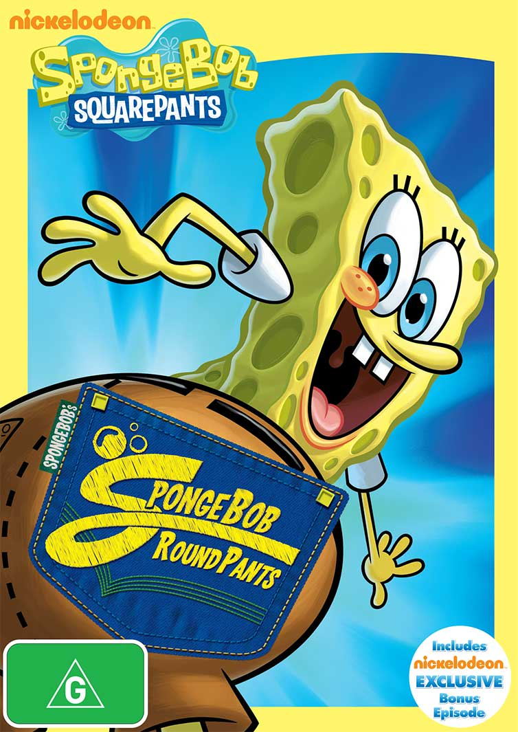 SpongeBob Squarepants: SpongeBob Roundpants [DVD]