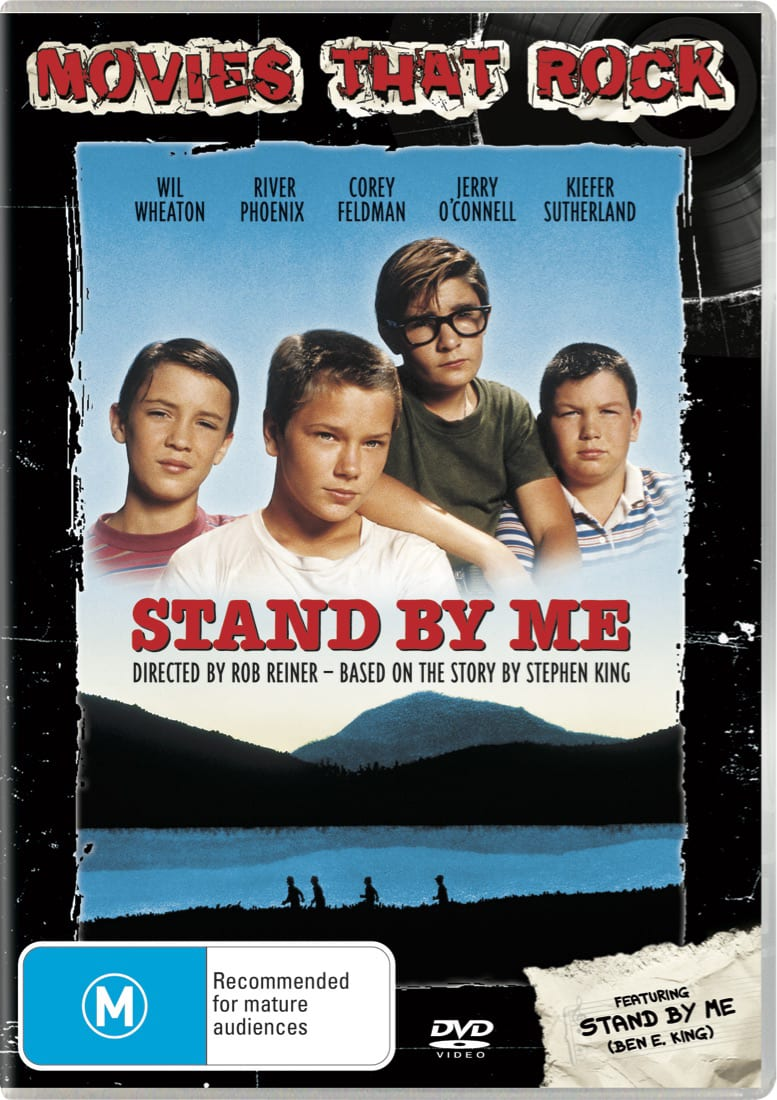 Stand By Me [DVD]