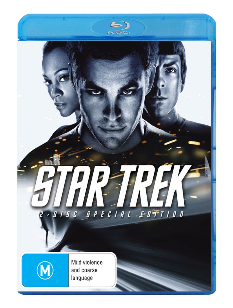 Star Trek [Blu-ray]