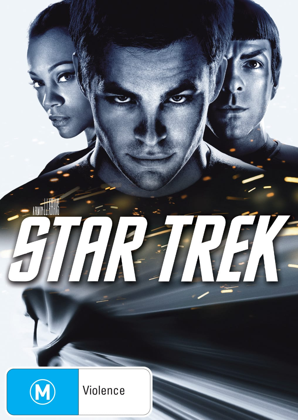 Star Trek (2009) [DVD]