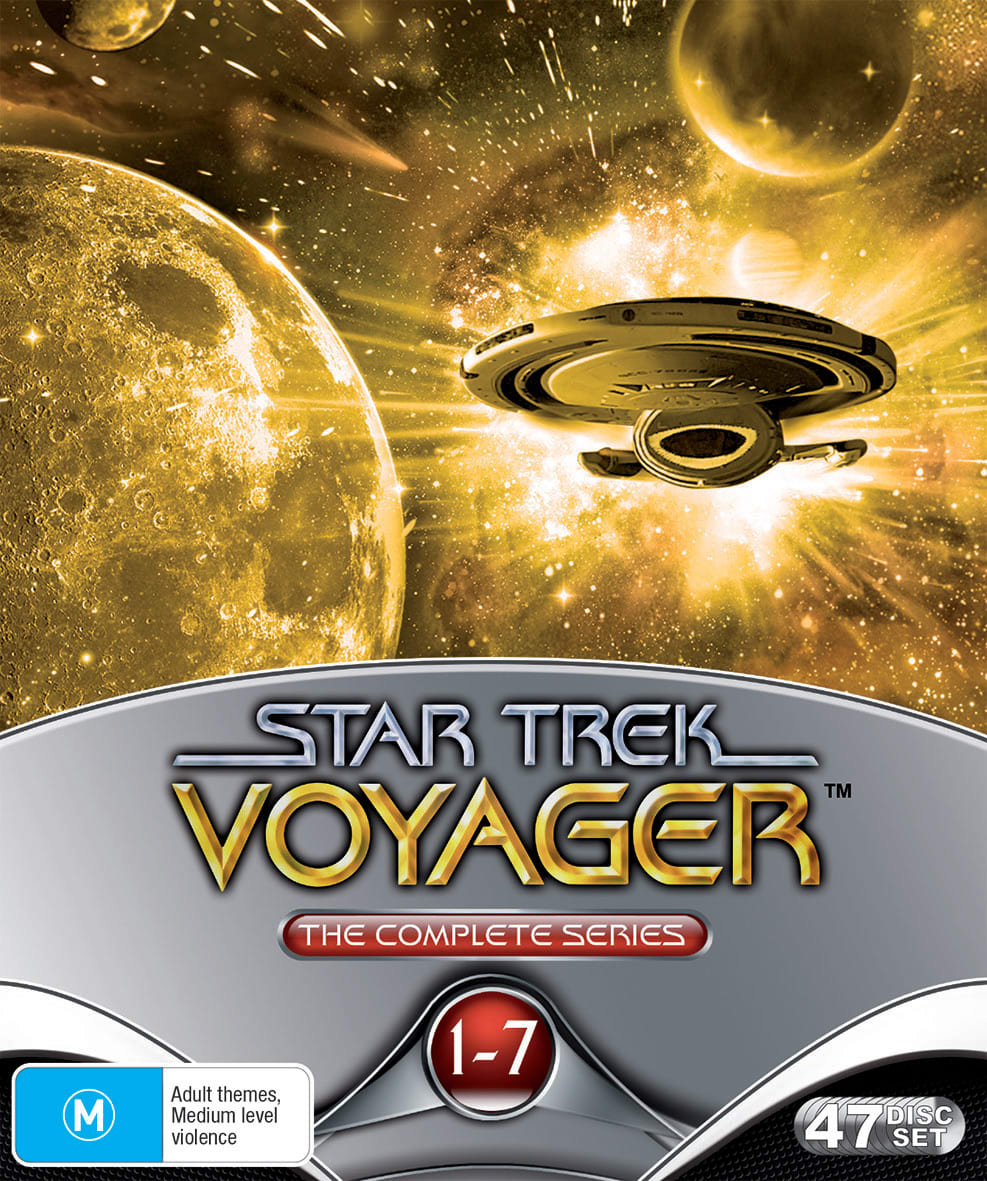 Star Trek Voyager: The Complete Collection [DVD]