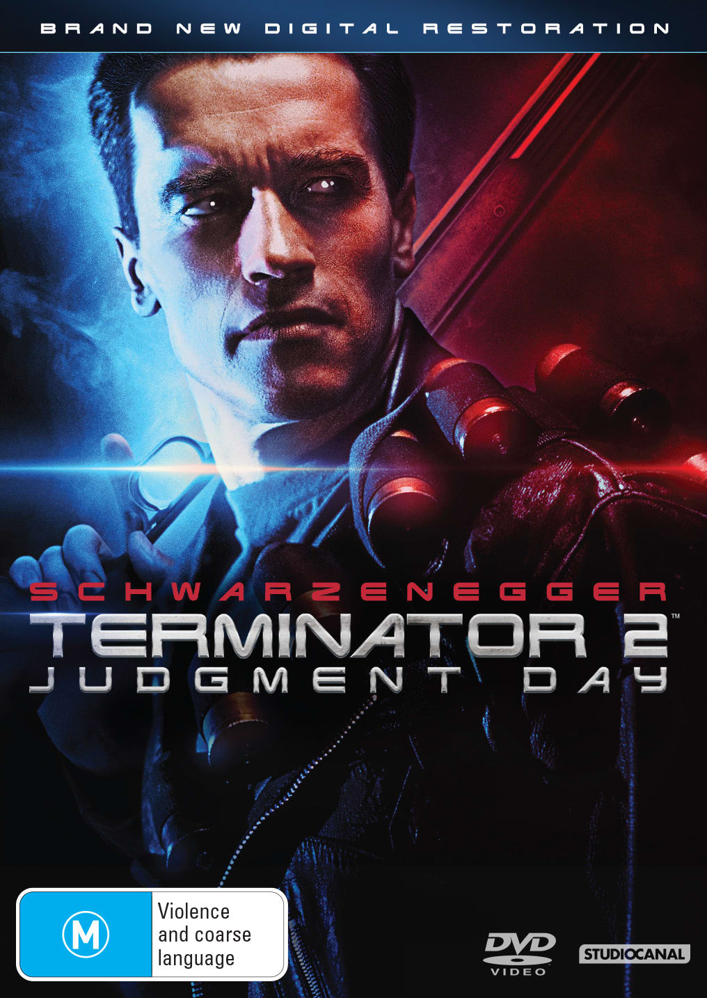 Terminator 2 - Judgment Day [DVD]