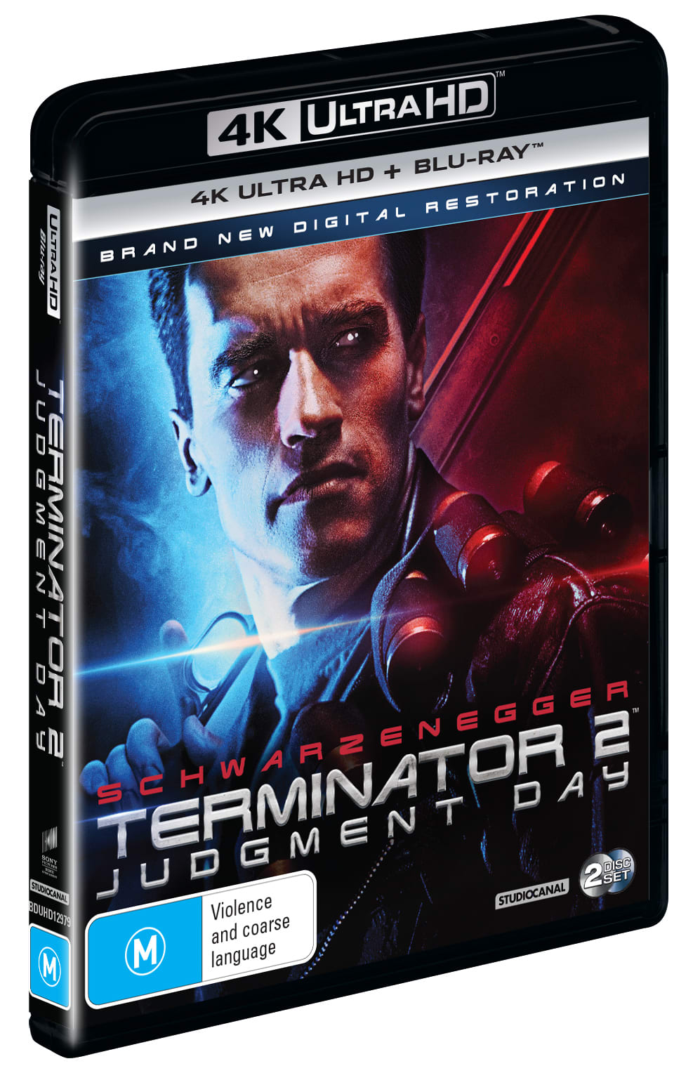 Terminator 2 - Judgment Day (4K Ultra HD + Blu-ray) [UHD]