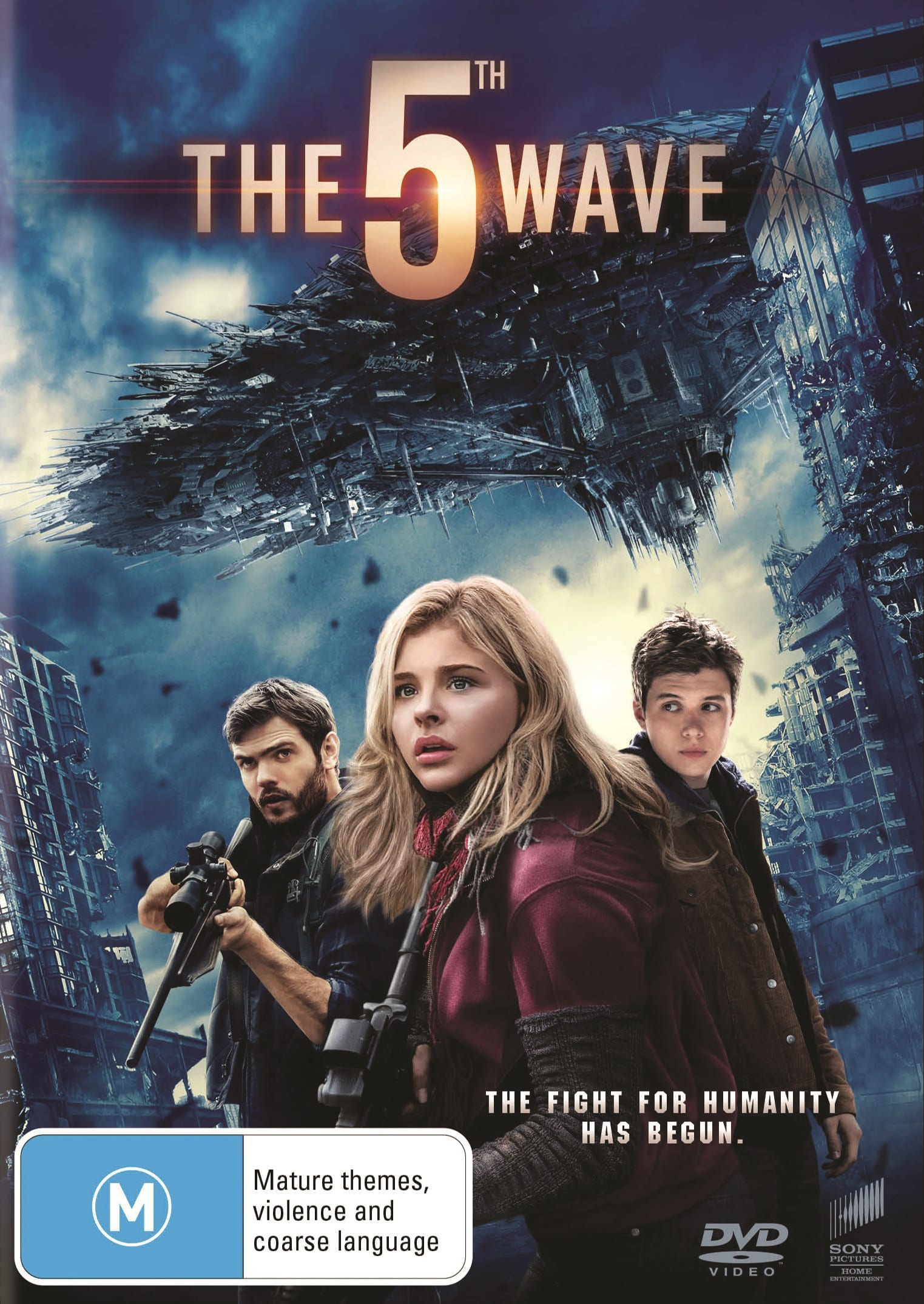 The 5th Wave [DVD]
