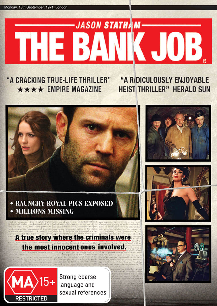 The Bank Job [DVD]