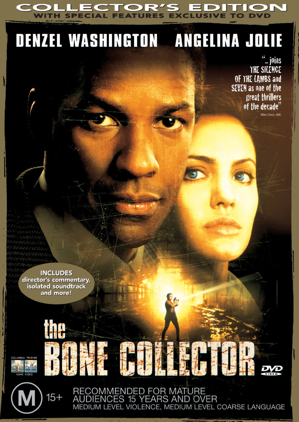 The Bone Collector [DVD]