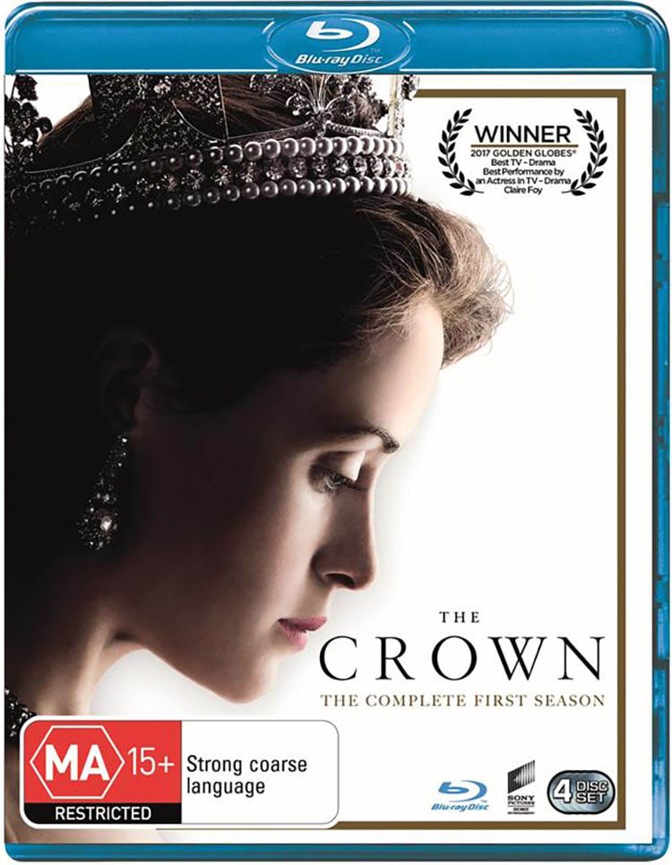 The Crown Season 1 [Blu-ray]
