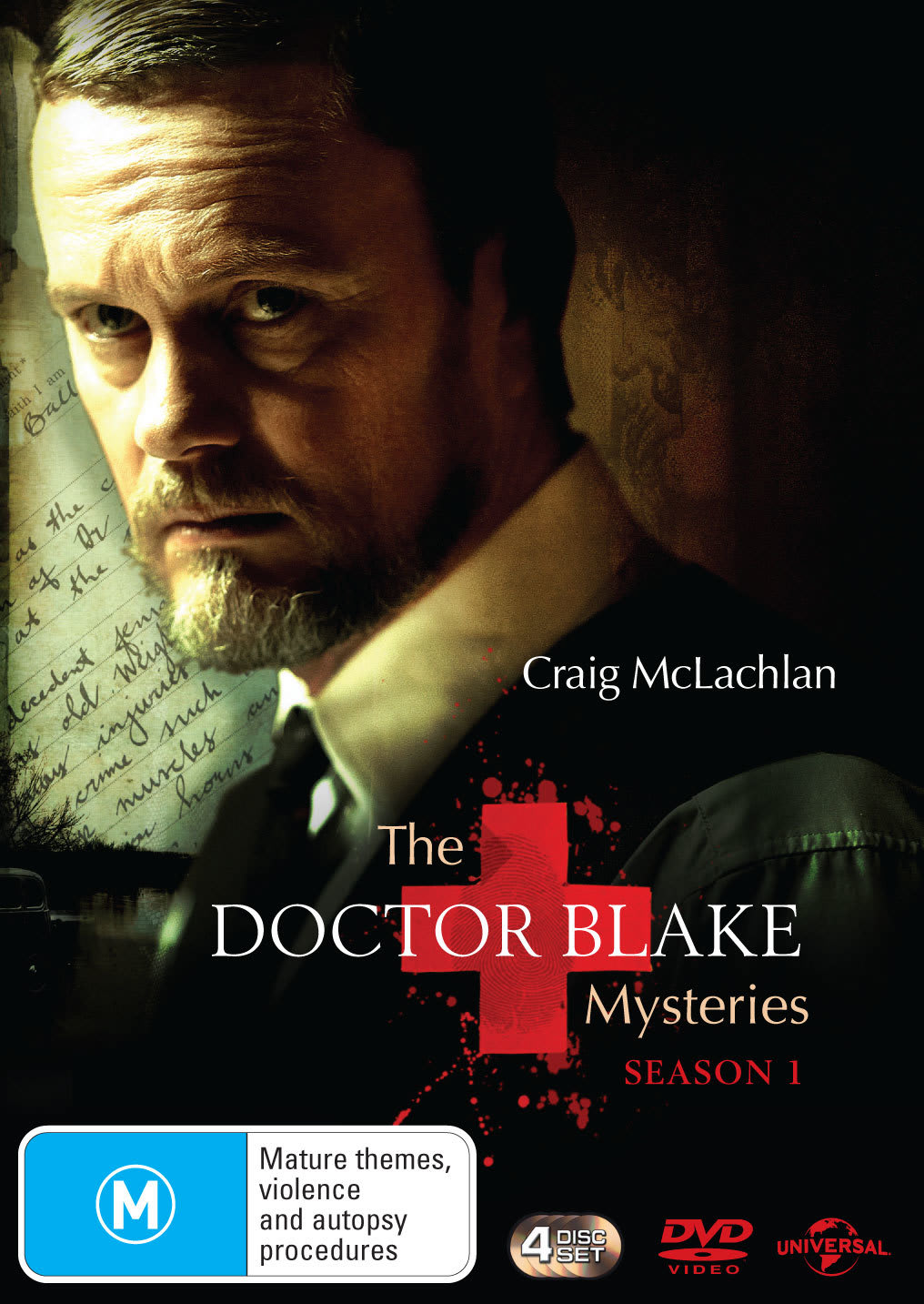 The Doctor Blake Mysteries: Series One [DVD]