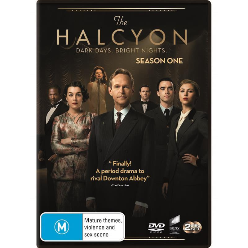 The Halcyon: Season One [DVD]