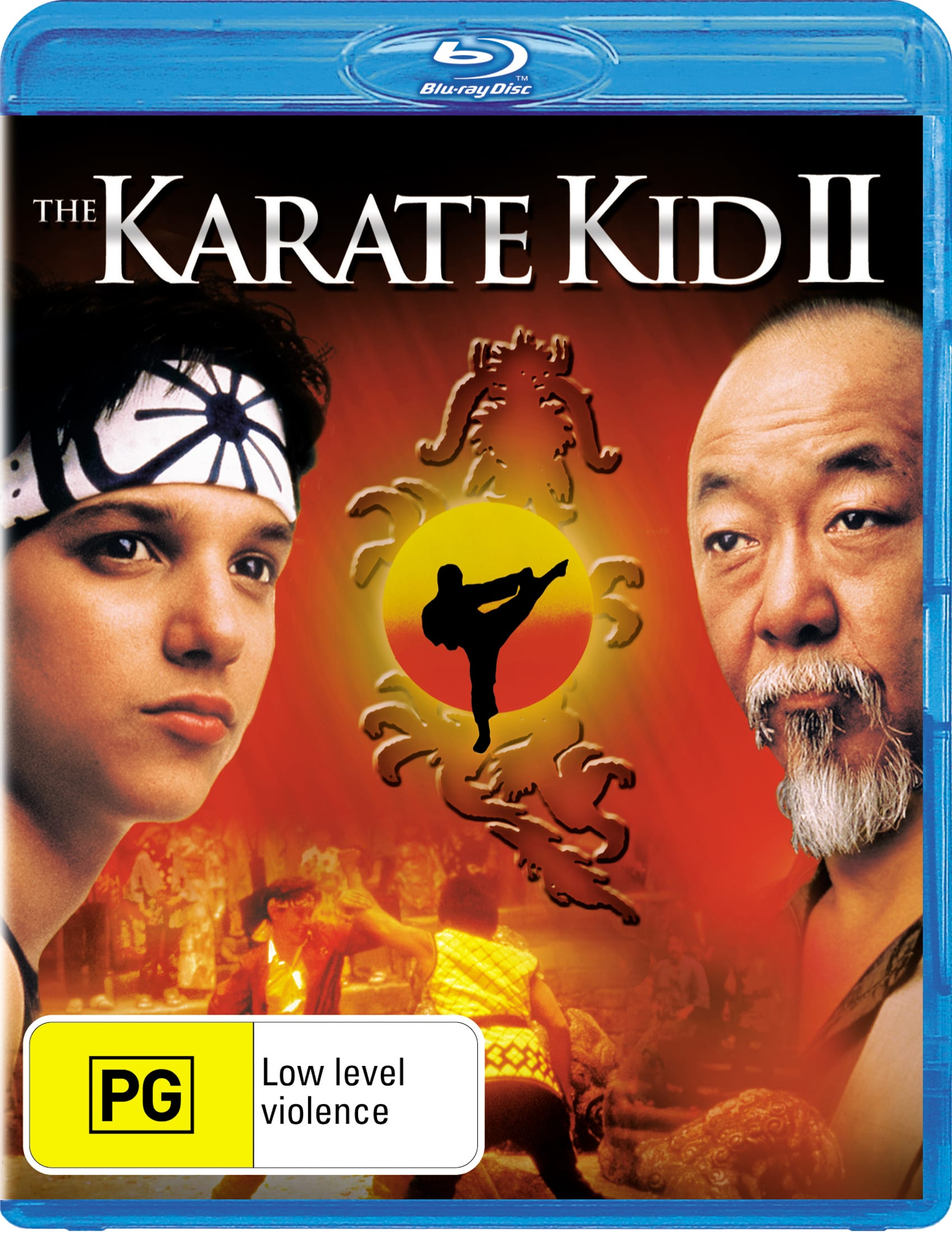 The Karate Kid 2 [Blu-ray]