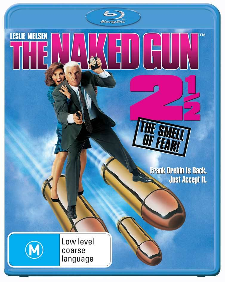 The Naked Gun 2 1/2 - The Smell of Fear [Blu-ray]