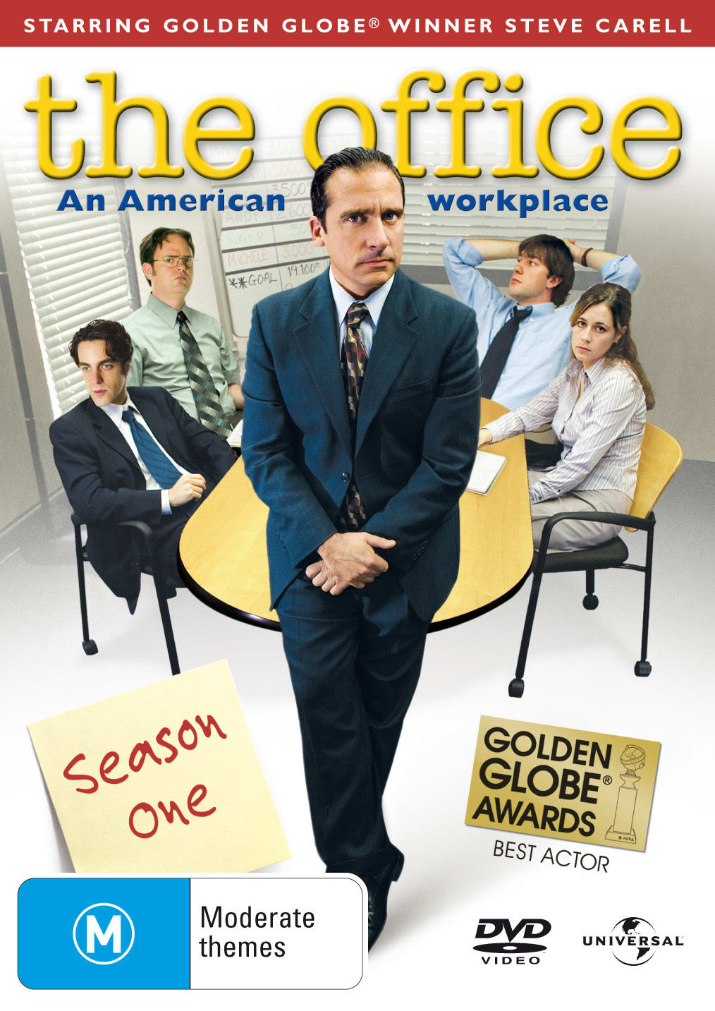 The Office - An American Workplace: Season 1 [DVD]